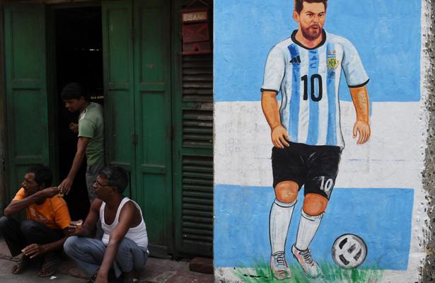 Argentina, la selección más veterana del Mundial 2018