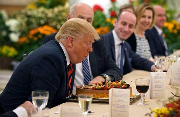 Celebrarán Trump y Kim tres encuentros durante cumbre en Singapur