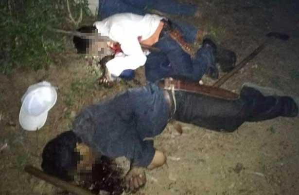Ataque armado en Oaxaca deja 13 muertos