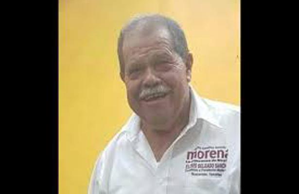 Asesinan a presidente electo por Morena de Buenavista
