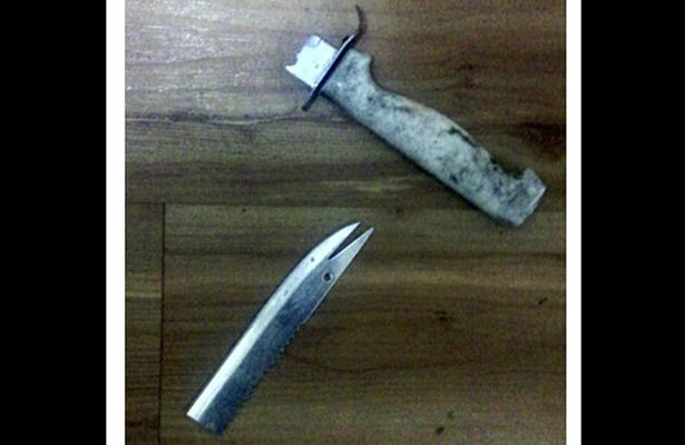 Ataca a empleada del hotel con arma blanca, en Iztapalapa