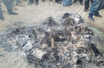 Se desata violencia post-electoral en Chiapas