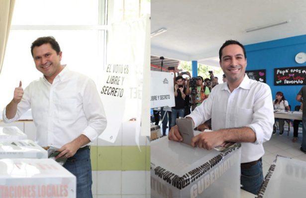 Elección de Yucatán a los tribunales