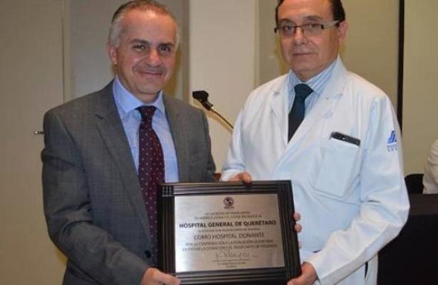 Sociedad latinoamericana reconoce a hospital por sus altos estándares