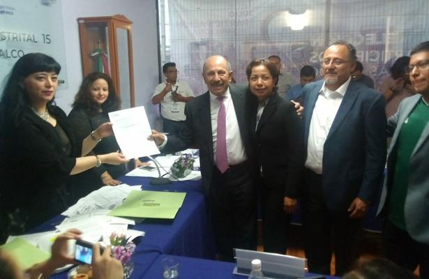 Alcalde Electo de Iztacalco pide trabajar juntos en el cambio de gobierno
