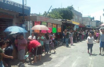 Más de siete horas tuvieron que esperar para votar en Iztapalapa
