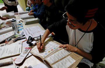 Inicia conteo de actas de elección en Yucatán