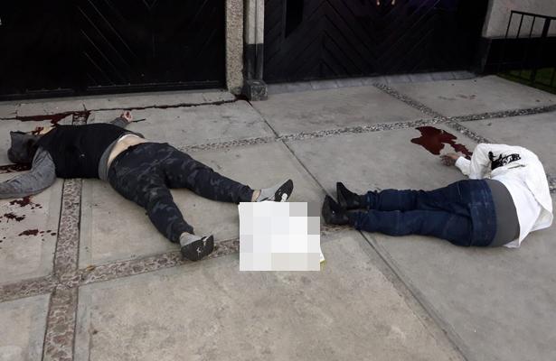 Matan a dos en Ecatepec