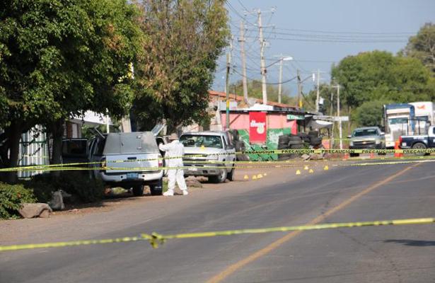 Matan a jefe ministerial en Salvatierra, Guanajuato