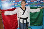 Histórico oro para México en taekwondo de JCC