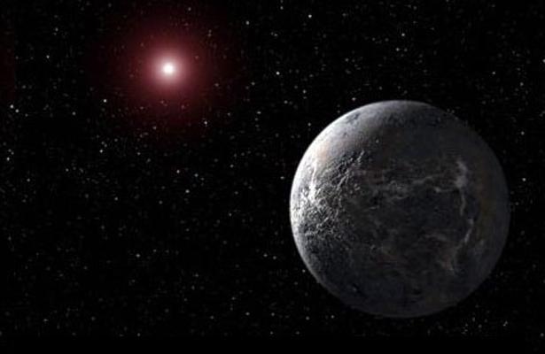 Captan desde Chile imagen de la conformación de un planeta