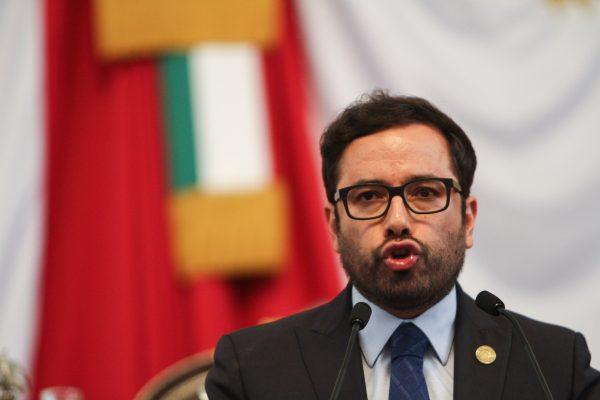 Respaldan líderes del PRD triunfo de Víctor Hugo Romo en Miguel Hidalgo
