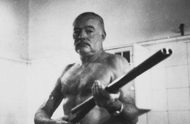 Un suicidio literario, la muerte de Ernest Hemignway