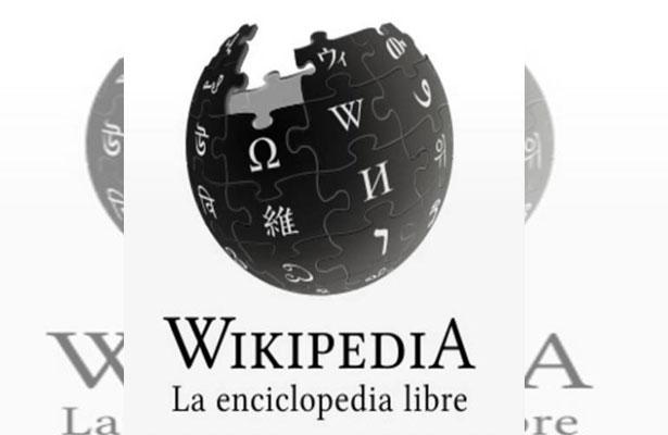¡No te vayas Wikipedia!