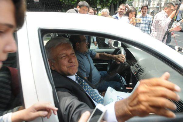 Agradece AMLO muestra e apoyo de expresidentes