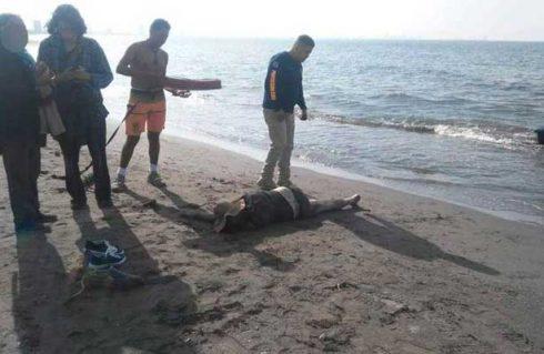 Tristes vacaciones en Veracruz
