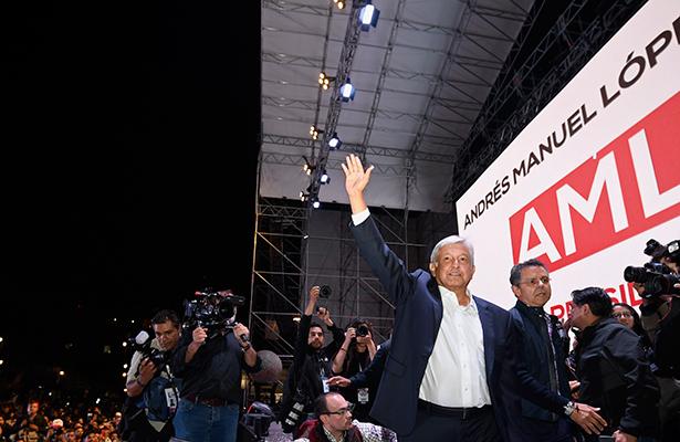 Coalición de López Obrador ganaría mayoría del Congreso y gobernaciones