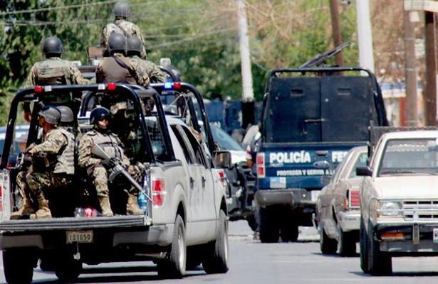 Balaceras azotan a Nuevo Laredo, Tamaulipas