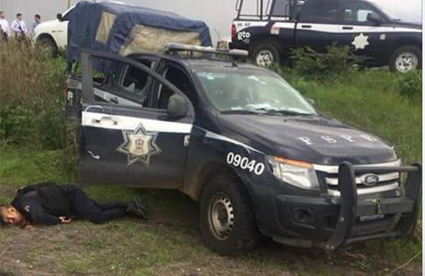 Balacera entre elementos de las FSPE y delincuentes deja un saldo de 5 muertos