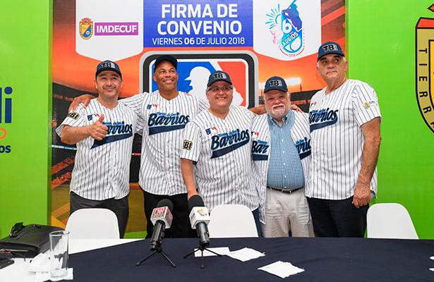 Mexicali entra a grandes ligas en beisbol