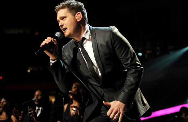 Michael Bublé pensó dejar la música por su hijo