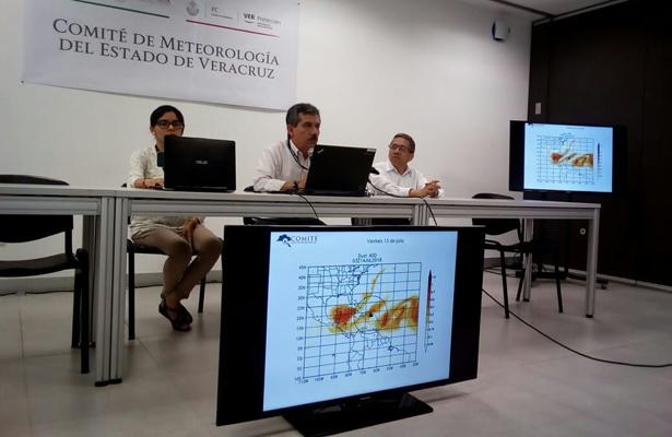 Veracruz podría ser afectado por la canícula en próximos días