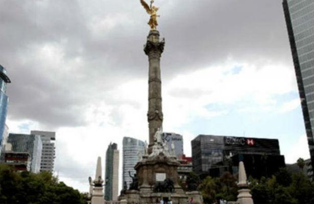 Prevén cielo nublado la mayor parte del día para el Valle de México