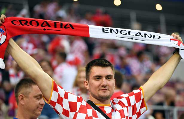 Todo es posible: Croacia vs. Inglaterra