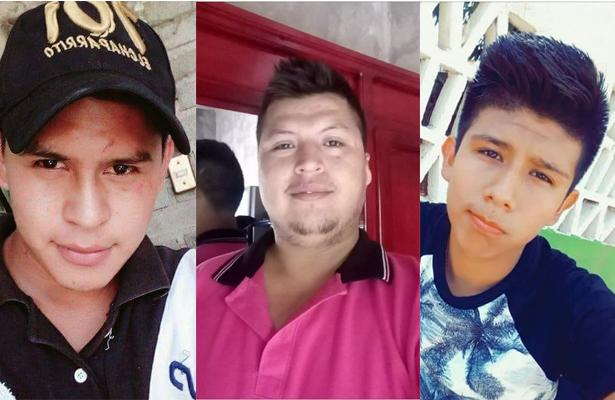 Desaparecen tres jóvenes en el retén de la muerte en #Teloloapan