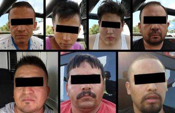 Torcidos en Melchor Ocampo, Edomex