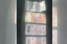Por robar 700 pesos terminó tras las rejas