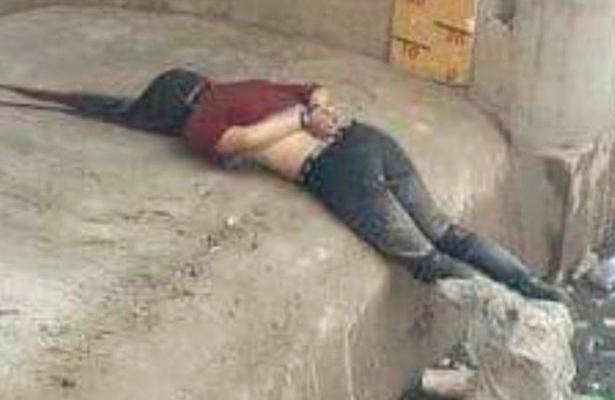 La dejaron sin vida en la compuerta del río San Rafael, en Chalco