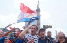 Celebra comunidad francesa en el Ángel