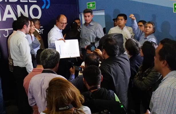 Gana Frente en Naucalpan por 4 mil200 votos