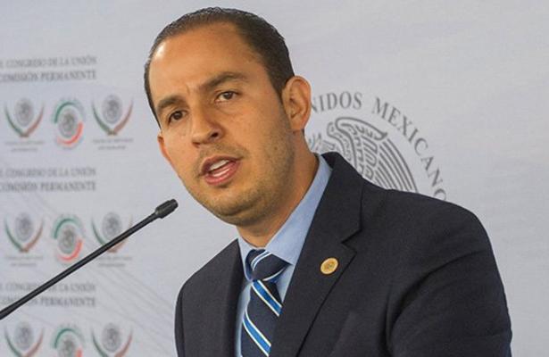 Designación de 32 delegados vislumbra tensión innecesaria: Marko Cortés
