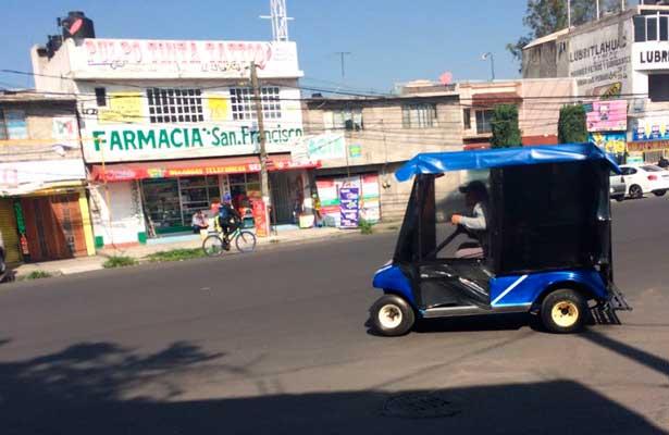 Solicitan continuidad de operativos contra mototaxis