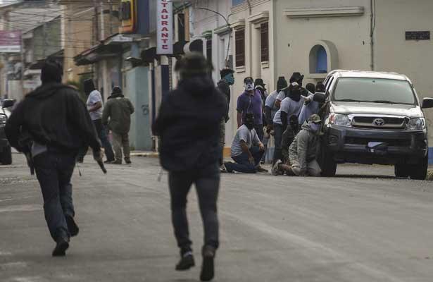 Van 351 muertos por protestas en Nicaragua