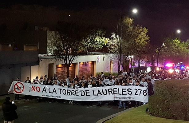 """Acusan posible tráfico de influencia en el desarrollo inmobiliario de """"La Colina 278"""""""