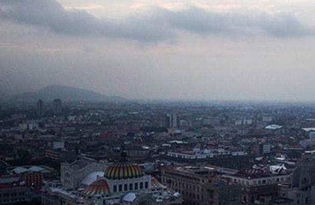 Continuarán lluvias en la Ciudad de México