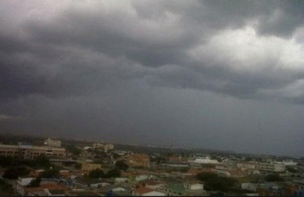 Prevén tarde y noche lluviosa en en Valle de México