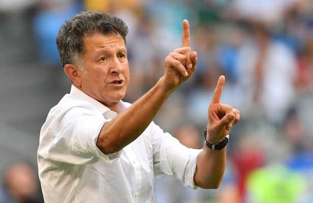 La FMF le ruega a Juan Carlos Osorio