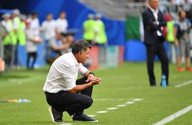 ¿ J.C. Osorio, nuevo técnico de E.U?