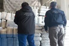 Aseguran 6 mil 700 kilogramosde droga en Tamaulipas