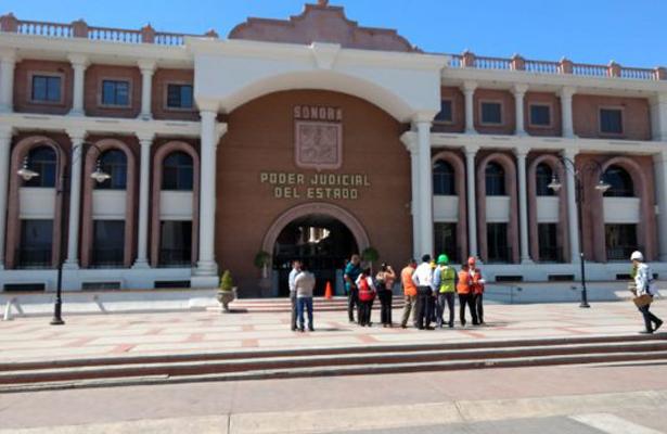Poder Judicial de Sonora recibió amenaza de bomba