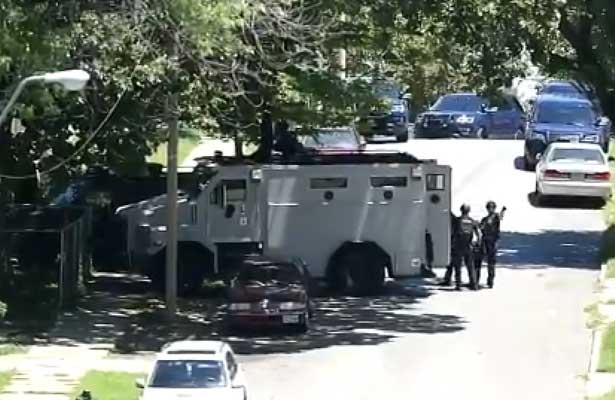 De nuevo reportan tiroteo en escuela de E.U