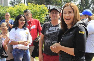 Se acabó la campaña, pero continúa el trabajo: Karen Quiroga