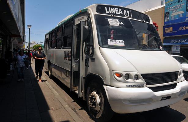 Pavlovich envía iniciativa para modificar la Ley del Transporte