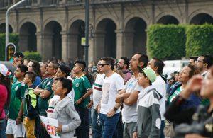 Ven partido México-Brasil
