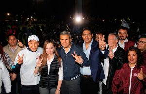 Presidente munciipal de Ecatepec