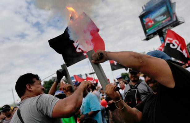 EEUU ordena salida de su personal no esencial de Nicaragua ante crisis